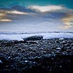 black sand beach, Iceland https://t.co/BVkSMAgIDy