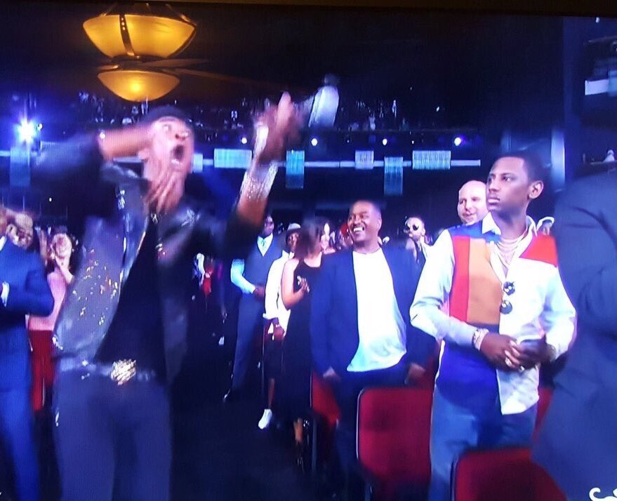 When it's late and you tryna go home but ya Homie's the life of the party and on drugs #BETAwards https://t.co/Ed8c4SRsnD