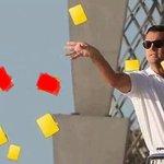 El árbitro de #ARGvCHI #CopaAmerica https://t.co/POgh8yElEO