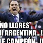 [Fotos] Los memes apuntaron a Argentina y Messi tras el triunfo de Chile https://t.co/GWvOB4QWro https://t.co/JXqZmXmjB8