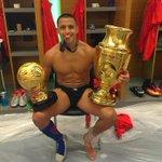 #AlexisSanchez @Alexis_Sanchez #CopaAmerica #ChileCampeonDeAmericaCentenario #ChileBiCampeonDeAmerica https://t.co/H4KOIwDRaM