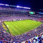 The largest soccer crowd ever in New Jersey: 82,026. #ARGvCHI #CopaAmerica ????: christiandalos/IG https://t.co/Nol0zHdnLf
