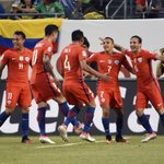 ¡FINAL! #ARG ???????? 0-0 (2-4 tdp) #CHI ???????? Chile, campeón de la #CopaAmerica Centenario https://t.co/0vH66HEISY https://t.co/m4n2aS1XNx