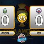 [#CopaAmerica] #Argentine???????? 0-0 #Chili???????? CEST FINI !!! LE CHILI REMPORTE LA COPA AMERICA AUX TAB !!! #ARGCHI https://t.co/IlxhMWlsY6