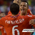 """RT FOXSports """"RT FOXSports: CHILE HAVE DONE IT AGAIN! Silva hits the winning PK to beat Argentina 4-2 in the shoot… https://t.co/QzylRy8KNZ"""""""