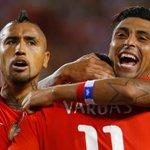 ¡Silva no falla y la Chile de @kingarturo23 se proclama CAMPEONA de la #CopaAmerica! ¡Enhorabuena, Arturo! ???????? https://t.co/kJjH70uL4t