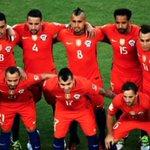 Equipazo. Aplausos para Chile, bicampeón de América. https://t.co/T7YMMolXBF