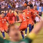Congratulations @LaRoja on winning @CA2016! This is #Chiles second consecutive #CopaAmerica title. #ARGvsCHI #CHI https://t.co/qYmFaRLwhj