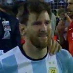 Las lágrimas de Messi. Otra final perdida con la Selección de Argentina. El más grande del mundo, pese a todo. https://t.co/OWH1w6uvG1