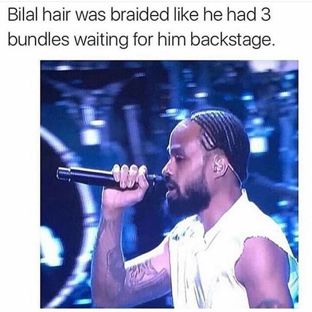 Omg! Who comes up with this stuff! #BETAwards
