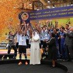 No tienen por qué sentirse mal @afa Argentina, por lo menos son campeones en Futsal https://t.co/kIL8NB1tvy