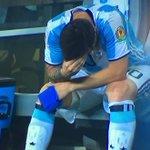 #Vidal a #Messi: que esté tranquilo, lo dio todo. #CopaAméricaCentenario #ChileCampeón #GranFinalPorGamatv https://t.co/zfwhjQogUc