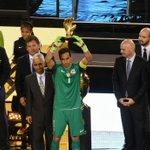 ¡El Guante, la Bota, el Balón y la Copa de Oro son de @LaRoja! https://t.co/WtTLqv28s7