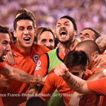 Chile upset a powerhouse Argentina team in penalty kicks to win the Copa América title https://t.co/rhTlqHtUIl https://t.co/0uTdGzbUzY