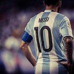 Hasta los grandes caen! Siempre vas a ser el mejor Leo⚽️ #CopaAmerica #Messi https://t.co/7nuW5skE7I