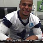 VIDEO: Dak Prescott is adjusting to the NFL. https://t.co/0GNQi1rvcy @NBC6News @KMSSTV https://t.co/eBk5r3z24i