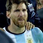 Los mejores también se equivocan. #Messi ya no necesita ninguna copa xa demostrar que es el mejor. Gracias x tanto! https://t.co/gvqiqPHxP7