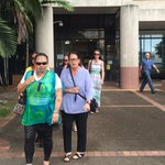 Kataraina Paterson leaves #Cairns court house after her brothers #murderer was jailed for life @TheCairnsPost https://t.co/UToHnIo02r