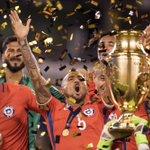 Así celebran los campeones de América el título de la Copa Centenario en las redes https://t.co/I4hn8A5YcM https://t.co/ERTDwYDS47