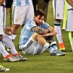 El argentino al que más le duele esto es él. Hay que darle mucha fuerza. A bancarlo como nunca; esa es la tarea. https://t.co/SEPNXDLZM6