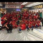 Vamos Chile carajo!!!✌️👏🏼👏🏼👏🏼 https://t.co/R6E8pBc4Wg