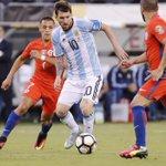 """Lionel Andrés Messi: """"Lo busqué, lo deseaba -el título con Argentina-. Creo que no es para mí"""". https://t.co/hGVUCv1v2a"""