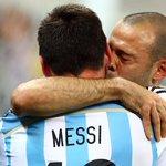 Mascherano tampoco continuará en la Selección Argentina. https://t.co/IBVcypxfiP