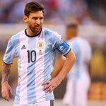 """Ya lo intenté mucho, ser campeón con Argentina. No se dio, no lo pude conseguir"": Lionel Messi https://t.co/V9T1wlaQmS"