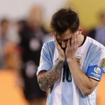Lionel Messi says he will retire from the Argentina national team. https://t.co/XG2PRUH4rU https://t.co/tj7yL8BFp5
