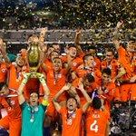 Сборная Чили стала обладателем Кубка Америки по футболу  https://t.co/4UJ712PHvg https://t.co/QB2HN5SdwG
