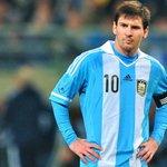 Officiel : Lionel Messi annonce sa retraite internationale ! https://t.co/fi6Mij9Z1q