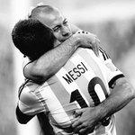 LOS VAN A EXTRAÑAR. Javier Mascherano se une a Lionel Messi y renuncia a la selección Argentina. Tristeza. https://t.co/EkyVwRjwYU