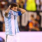 #Messi: Se terminó para mí la selección argentina - https://t.co/ife9lgPt0H https://t.co/uQWBbeHhbs