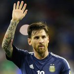 Lionel Messi retires from internationals after Argentina lose Copa America final to Chile: https://t.co/Ov1SVn9M3c https://t.co/J6GRzu61Na
