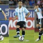 Lionel #Messi, Javier #Mascherano et Kun #Aguero ont annoncé leur retraite internationale cette nuit. https://t.co/C0LnvRJYfe