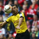 HENRIKH THE CONQUEROR: Manchester United agree fee of $47.6 mil with Borussia Dortmund for Henrikh Mkhitaryan #EPL https://t.co/0e4pX0iQEh