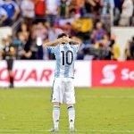 [#Argentine????????] Leo Messi a annoncé sa retraite internationale après cette nouvelle finale perdue ! https://t.co/YAIyDKXe5h