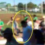 Homem é preso ao tentar apagar tocha olímpica com balde de água em MS https://t.co/5PUyMnr6I3 #G1 https://t.co/VGsAQKct3o