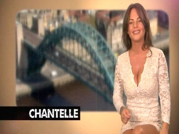 chantelle geordie shore