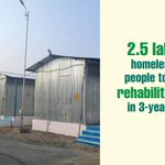 250,000 homeless people to be rehabilitated by #Bangladesh govt in the next 3 years https://t.co/TrXkcr8Enh https://t.co/XS3Rp06Hkh