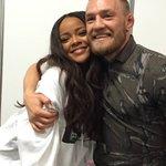 Крутыыые!😍💯 #Rihanna x #McGregor https://t.co/JIKT8pRH31