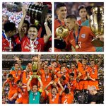 Congratulations to Arsenals @Alexis_Sanchez consecutive #CopaAmerica Champion and Man of the Tournament. #Chile https://t.co/3faXF7zJIE