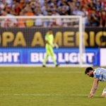 Argentina international Lionel Messi announces retirement after failing to win Copa America https://t.co/j1McxdvRJx https://t.co/zQjRLrZcw4