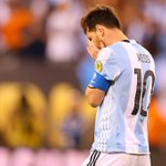 All-time Argentina top scorer Leo Messi has retired from international football after the #CopaAmerica final. #UCL https://t.co/k0KqhCtg2T