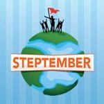 Iedere dag in september 10.000 stappen zetten voor een beter leven voor jezelf en een ander: https://t.co/lmm9D8BvrG https://t.co/RaecgzwNuM