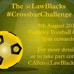 #Leeds professionals! Dare you take the @LawBlacks #CrossbarChallenge? Details here https://t.co/9f72yvDfqG ⚽️⚽️⚽️ https://t.co/de93y2ee86