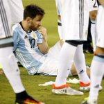 Lionel Messi a joué 112 matchs avec lArgentine et inscrit 55 buts. https://t.co/37u0ARo0Mn