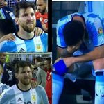 Lionel Messi retires from international football, after losing his 4th final with Argentina. https://t.co/yoB05sqRyZ
