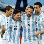 """Agüero: """"Il est probable que Messi ne sera pas le seul à prendre sa retraite internationale"""" https://t.co/aFeKbhYyPB"""