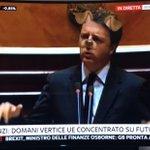 Il discorso di Renzi mi sta appassionando tantissimo https://t.co/ggYXnbABd6